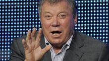 William Shatner in Beverly Hills, Calif., July 28, 2010. (Chris Pizzello / Associated Press)