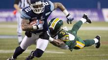 Toronto Argonauts wide receiver Chad Owens (Nathan Denette/THE CANADIAN PRESS)