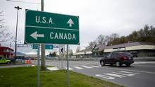 An entry-exit system, to be fully in place by June 30, is a crucial feature of the vaunted perimeter security deal with the United States. (BEN NELMS FOR THE GLOBE AND MAIL)