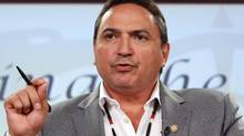 Assembly of First Nations National Chief Perry Bellegarde says the country needs a national strategy to fight the suicide epidemic affecting First Nations. (FRED CHARTRAND/THE CANADIAN PRESS)
