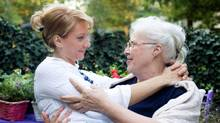 If you are working with your elderly parents, choose a quiet moment to introduce a conversation about their finances, advises Lise Andreana (Sandra Gligorijevic/Getty Images/iStockphoto)
