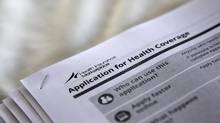 About 12 million Americans are covered under Obamacare plans, about half the number originally expected to sign up. (Jonathan Bachman/REUTERS)