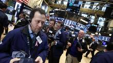 What makes the latest ascent so unusual is that investors don't appear all that bullish about economic prospects or equities themselves. (BRENDAN McDERMID/REUTERS)