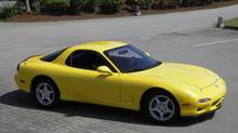 1993 Mazda RX-7 (The Globe and Mail)