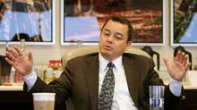AFN National Chief Shawn Atleo (Charla Jones/The Globe and Mail)