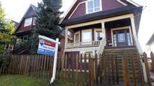 This Vancouver home set a record of sorts for the Strathcona neighbourhood when it was listed for $1.288-million in November. (LAURA LEYSHON/Laura Leyshon for The Globe and Mail)