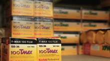 Phasing out the camera business in the first half of the year would lead to a one-off charge of $30-million but will reduce costs by about $100-million a year, Kodak says. (Brendan McDermid/Reuters/Brendan McDermid/Reuters)