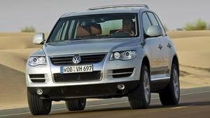 2010 Volkswagen Touareg 2 TDI