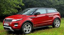 2012 Range Rover Evoque (NickDimbleby/Jaguar Land Rover)