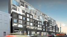 B.STREETS CONDOS, The Annex, Toronto. (Lindvest Properties Ltd./Lindvest Properties Ltd.)