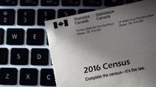 Statistics Canada celebrated a historic response rate to the 2016 census, but the agency is still dealing with a few holdouts. (Sean Kilpatrick/THE CANADIAN PRESS)