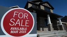Real estate agent Wilfred Veinot says we are in the prime moving time for families, who prefer to buy in March and April so that they can close in July and August to avoid moving kids during the school year. (Sean Kilpatrick/THE CANADIAN PRESS)