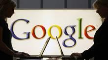 Google (JENS MEYER/Jens Meyer/AP)