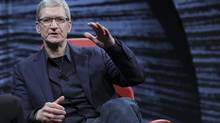Tim Cook took over as chief executive officer in August 2011. (Handout/Reuters)