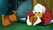 Scrooge McDuck (Everett Collection)
