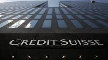 Credit Suisse has already seen more than 30-billion francs ($32-billion) in net outflows from mature offshore markets since 2009, part of it due to the tax disputes. (CHRISTIAN HARTMANN/REUTERS)