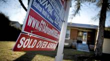 Bidding wars for houses in popular Toronto neighbourhoods are often the norm. (Moe Doiron/Moe Doiron/The Globe and Mail)