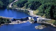 Innergex's Portneuf hydroelectric dam in Quebec (Innergex)
