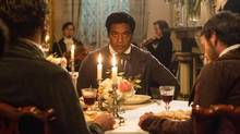 12 Years a Slave counters Hollywood conventional wisdom that American black films don't sell internationally. (Jaap Buitendijk/AP)
