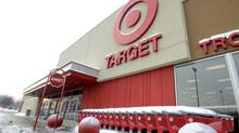 A Target store in Saint-Eustache, Que., is shown on Thursday, Jan. 15, 2015. (Ryan Remiorz/THE CANADIAN PRESS)