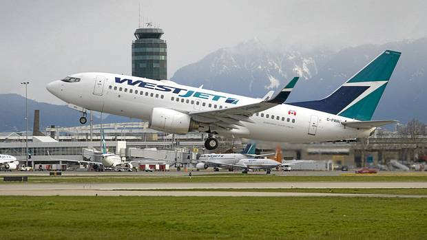 WestJet Takes Aim At Aeroplan The Globe And Mail