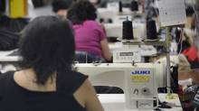 Employment growth has been more volatile in recent months than the historical average, a Finance Canada study finds. (Fred Lum/The Globe and Mail)