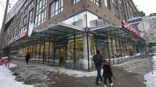 Loblaw's acquisition of Shoppers Drug Mart last year positions it to set up smaller, urban stores that can cater to the condo crowd. (Fred Lum/The Globe and Mail)
