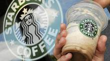 Starbucks recently announced that it would pay its first-ever dividend. (Lisa Poole/Associated Press)