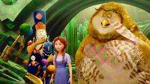 LEGENDS OF OZ: DOROTHY'S RETURN (2013). (Clarius Entertainment)