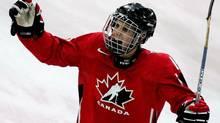 Hockey Canada crest (DAVID W CERNY/REUTERS)