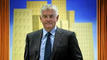 Former foreign affairs minister Lawrence Cannon is joining law firm Gowling Lafleur Henderson. (Kevin Van Paassen/The Globe and Mail/Kevin Van Paassen/The Globe and Mail)