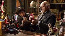 """A scene from """"Hugo"""" (HANDOUT/Reuters)"""