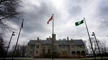 Oak Hall, the headquarters of the Niagara Parks Commission. (Peter Power/The Globe and Mail/Peter Power/The Globe and Mail)