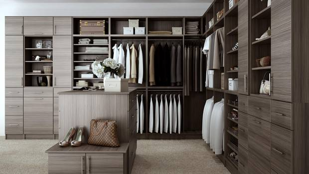 How To Turn Your Spare Room Into The Ultimate Walk In Closet The Globe And Mail