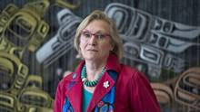 Indigenous Affairs Minister Carolyn Bennett in her office in Gatineau, Que. The ruling came after members of the Senate aboriginal peoples committee wrote to Ms. Bennett to say the government's proposals for fixing the act would not end the discrimination. (Justin Tang/THE CANADIAN PRESS)