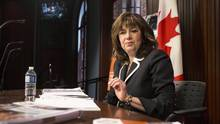 Ontario Auditor General Bonnie Lysyk is pictured in Toronto on Dec. 10, 2013. (Chris Young/THE CANADIAN PRESS)