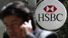 HSBC, Europe's biggest bank, continues to deal with the legacy of a disastrous U.S. foray in 2003 when it bought Household International for $15-billion. (EDGARD GARRIDO/REUTERS)