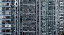 Condos are pictured in Vancouver, B.C. in this file photo. (DARRYL DYCK/THE CANADIAN PRESS)