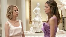 Kristen Wiig and Rose Byrne in Bridesmaids. (Suzanne Hanover/AP/Suzanne HanoverAP)