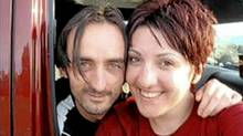 Multiple sclerosis patient Mahir Mostic, shown with his girlfriend, Bedrana Jelin