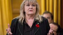 Revenue Minister Kerry-Lynne Findlay says $30-million will be spent over five years to improve efforts to fight tax evasion at home and abroad. (ADRIAN WYLD/THE CANADIAN PRESS)
