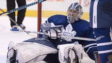 No goaltender in the history of the National Hockey League had ever come from Denmark before Frederik Andersen. (Frank Gunn/THE CANADIAN PRESS)