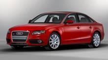 Audi A4 (Audi)