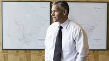 In addition to Keystone, TransCanada and CEO Russ Girling are also proposing the Energy East pipeline from Alberta to Montreal, Quebec City and Saint John. (Chris Bolin for The Globe and Mail)