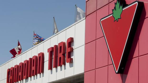 Canadian Tire Corp. has three options for customer loyalty: the Cash Advantage that offers between 1 and 4 per cent, the Options MasterCard at 1.20-1.36 per cent and Canadian Tire Money, which provides a 0.4-per-cent return. (Jonathan Hayward/The Canadian Press)