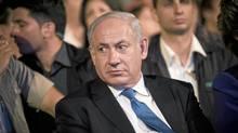 Israel's Prime Minister Benjamin Netanyahu. (POOL/Jonathan Nackstrand/Pool/Reuters)