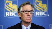 RBC president and CEO Gordon Nixon. (Jeff McIntosh/THE CANADIAN PRESS)