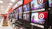 Consumers visiting Target's new Canadian locations this year will likely see higher prices on similar goods due to Bank of Canada policy. (Tim Fraser For The Globe and Mail)