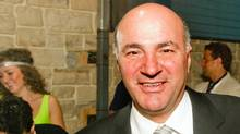 CBC personality Kevin O'Leary. (J.J. Thompson for The Globe and Mail)
