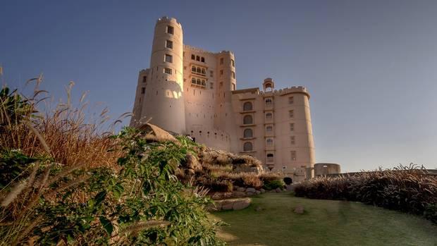 Alila Fort Bishangarh in Jaipur, India.